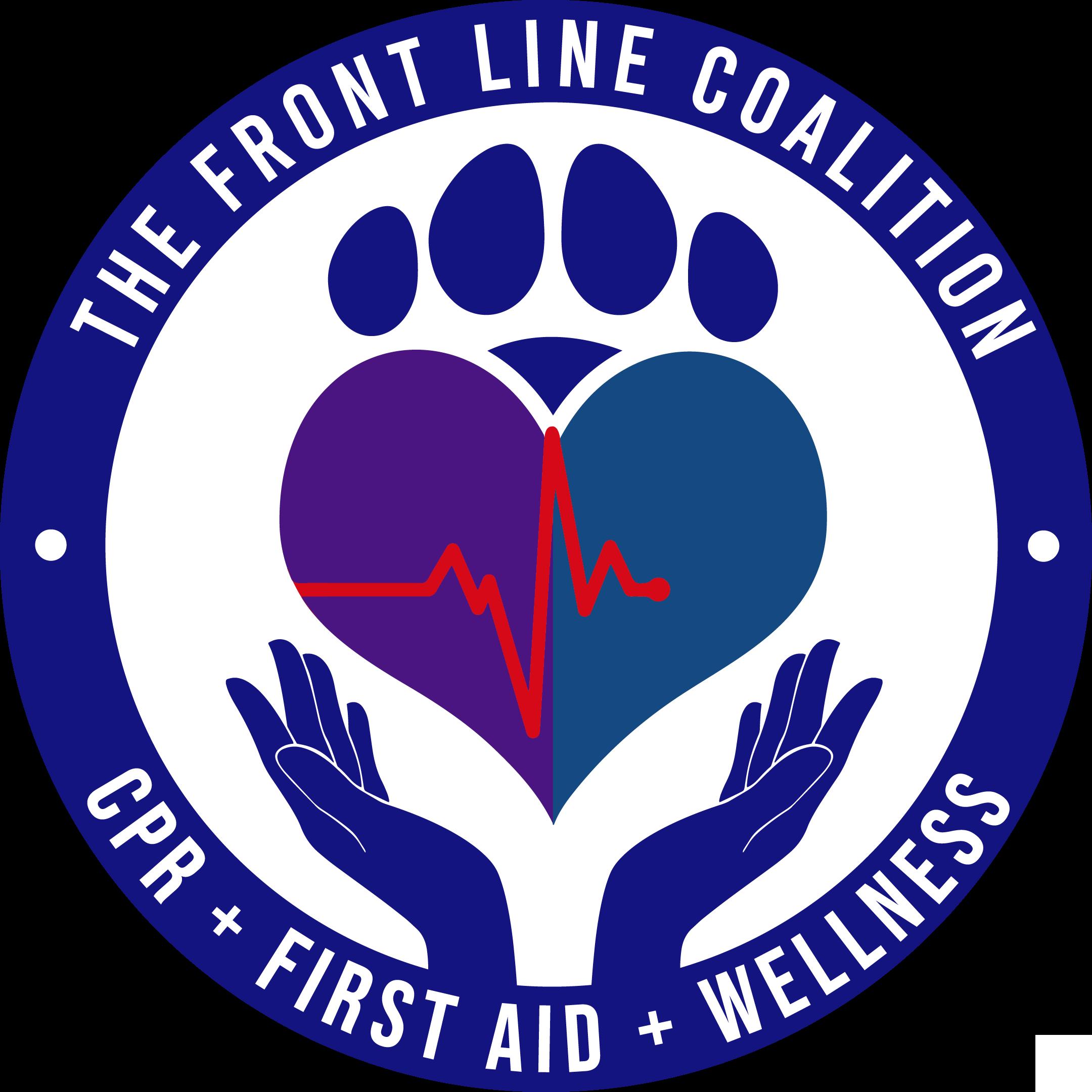 The Frontline Coalition Logo
